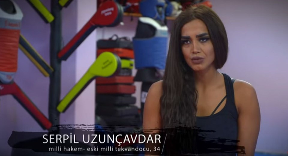 What is Survivor 2019 candidate competitor Serpil Uzunçavdar?