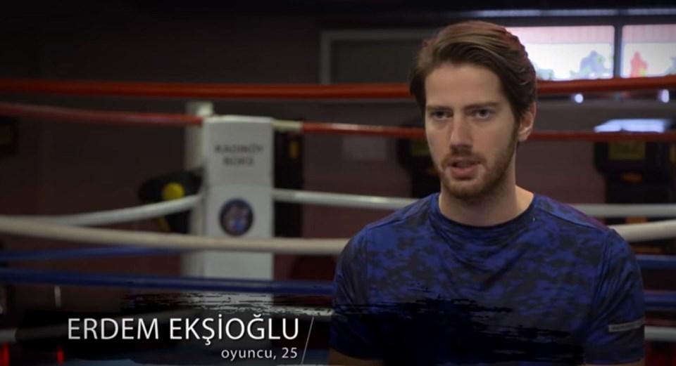 Who is Erdem Ekşioğlu Survivor 2019 competitor?