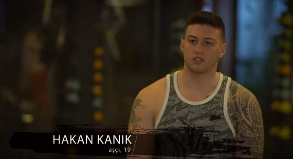 1 - Survivor 2019 player Hakan Kanık