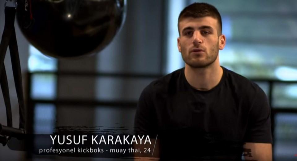 12- A player of 2019 Yusuf Karakaya
