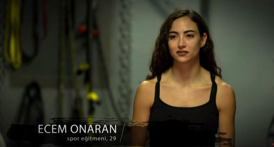 Player of the 5th survivor 2019 Ecem Onan