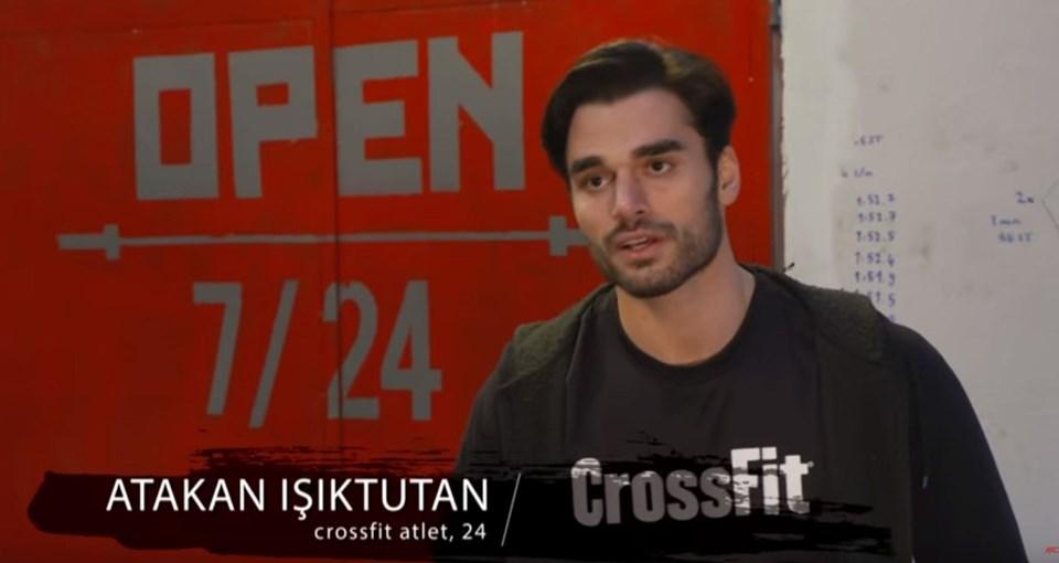 7-Survivor 2019 competitor Atakan Işıktutan
