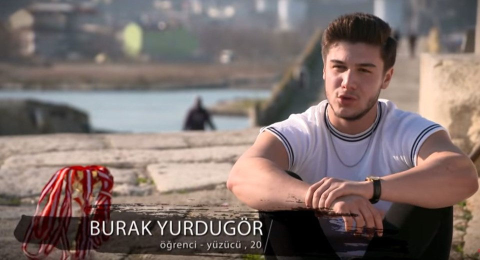 Who is Burak Yurdugor who is a candidate for Survivor 2019?
