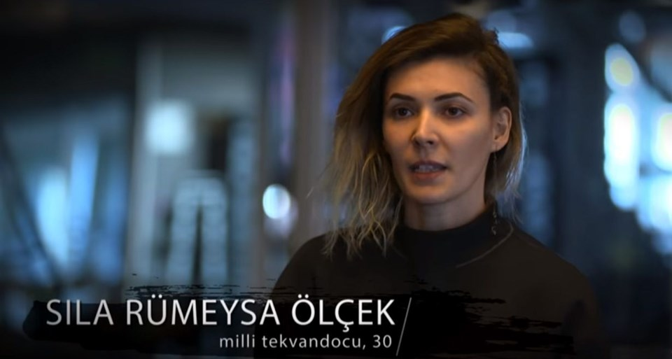 Survived 2019 candidate contender Sıla Rümeysa Who is the rock?