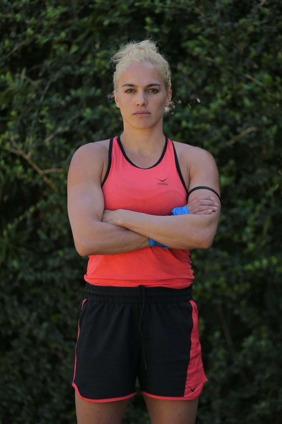Survivor Birsen, survivor 2018, Birsen Bekgöz