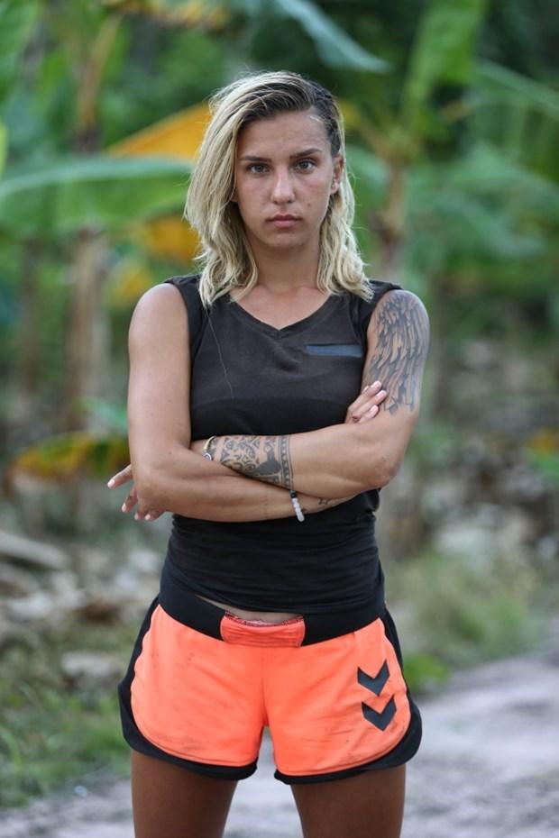 survivor, survivor 2017, kimdir,Elif Şadoğlu