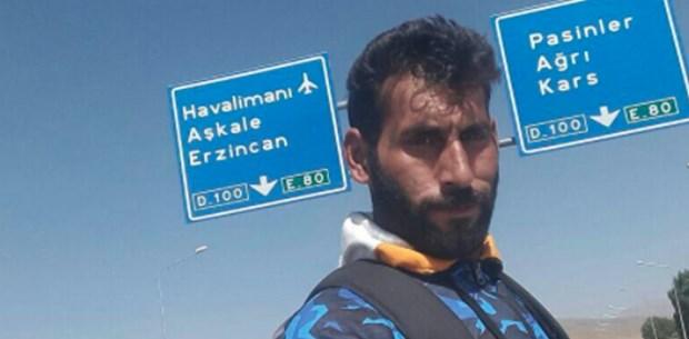 Survivor için Iğdır'dan İstanbul'a yürüyor