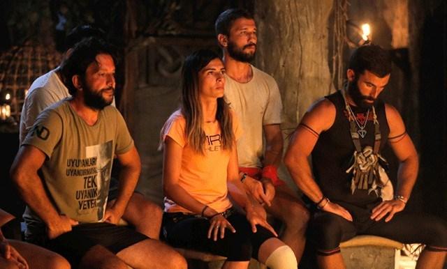 Survivor, Survivor'da kim elendi, Survivor ödül oyunu, Survivor son bölüm, Survivor yeni bölüm, Survivor son dakika, All Star takımı, Ünlüler takımı, Gönüllüler takımı,