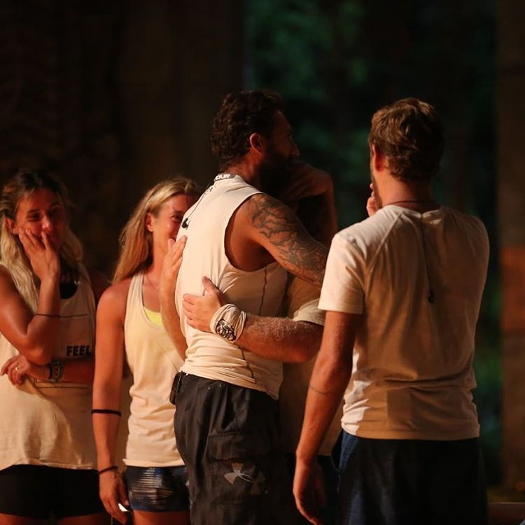 Survivor'da kim elendi, Survivor'da para ödülünü kim kazandı, Survivor'da 10 euro ödülü kim kazandı, Survivor Türkiye Yunanistan eleme, Survivor son bölüm, Nikos, Kyriakos