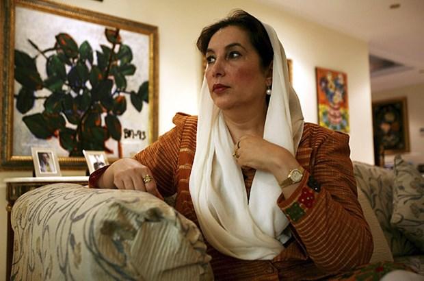 Benazir Bhutto 1953-2007