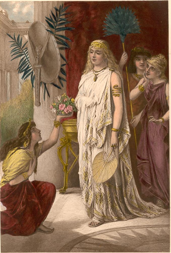 Cleopatra - M.Ö 69 -30