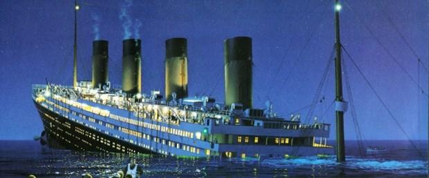 'Titanik'te Türkler de vardı'