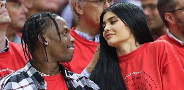 Travis Scott'tan Kylie Jenner'a 1.4 milyon dolarlık doğum hediyesi