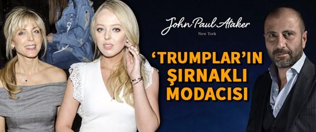 yazılı Trumpların Şırnaklı modacısı John Paul Ataker.jpg