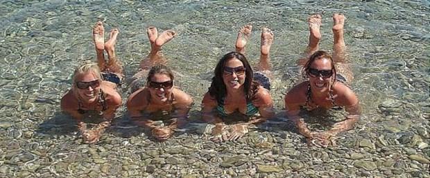 Türk halkının yarısı tatile gidiyor