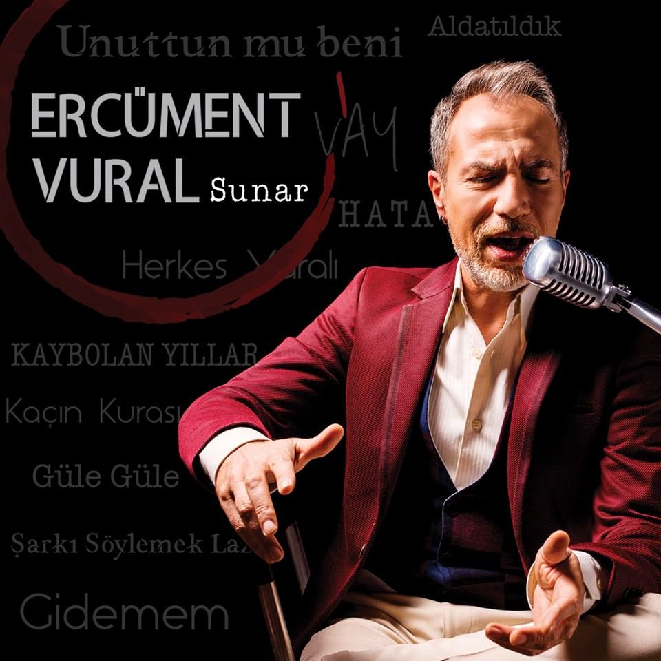"""""""Ercüment Vural Sunar"""" albümünde 10 Sezen Aksu şarkısı yer alıyor."""