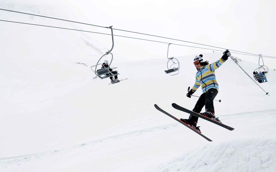 Davraz Kayak Merkezi / Isparta