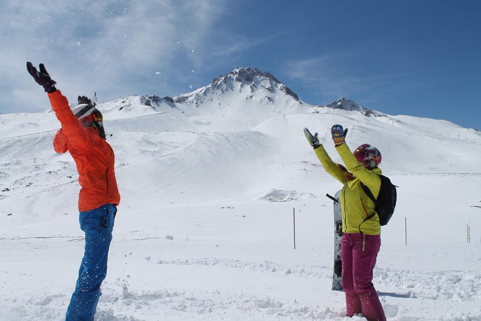 Erciyes Kayak Merkezi / Kayseri