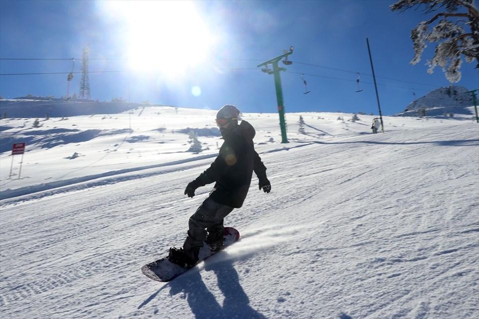 Kartalkaya Kayak Merkezi / Bolu