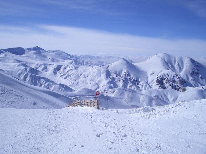 Palandöken Kayak Merkezi / Erzurum