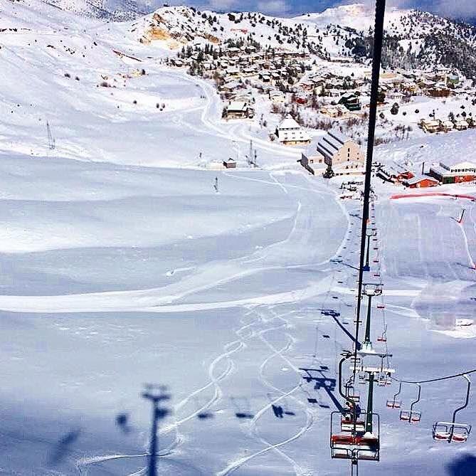 Saklıkent Kayak Merkezi / Antalya