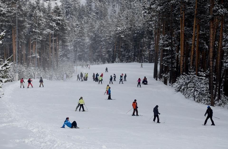 Sarıkamış Kayak Merkezi / Kars