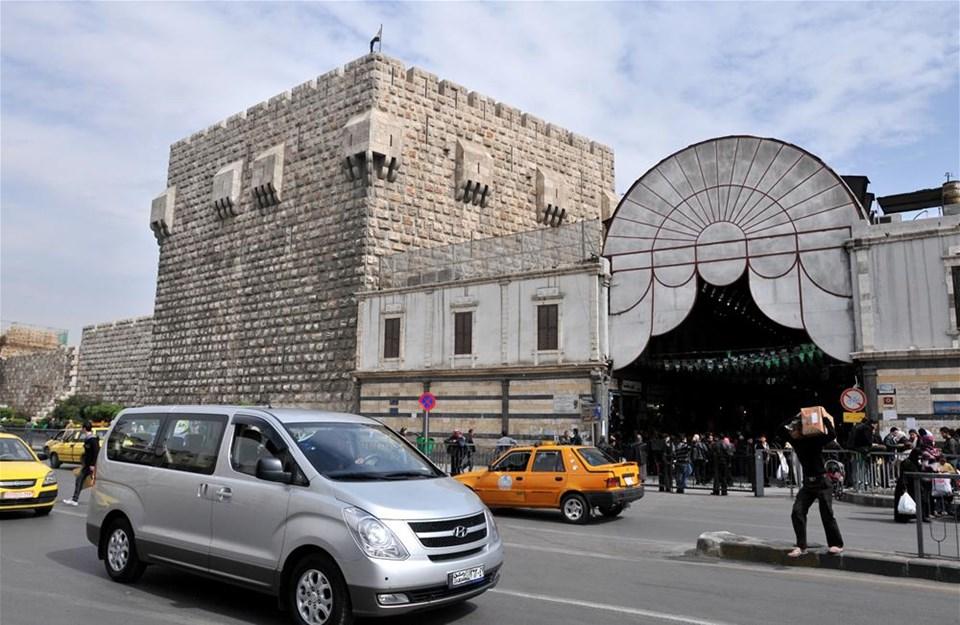 Türkler, Suriye'yi ihya ediyor