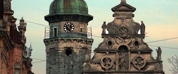 Ukrayna'nın en batısı : Lviv