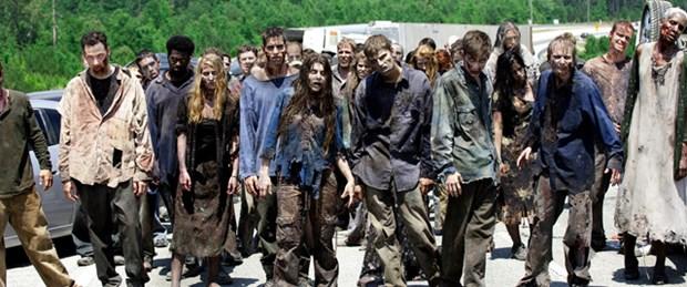 Üniversitede zombi dersi