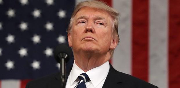 Ünlülerden Trump'a tepki