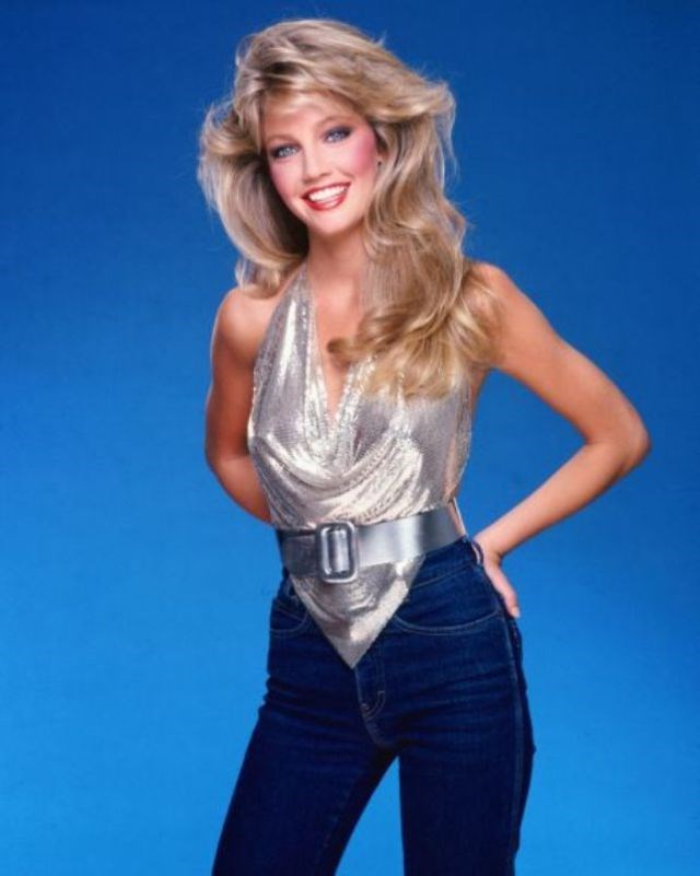 Heather Locklear, 1981