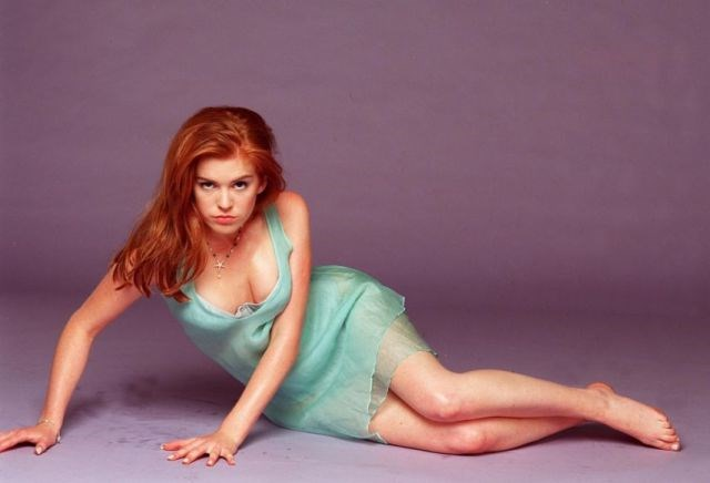 Isla Fisher, 1998