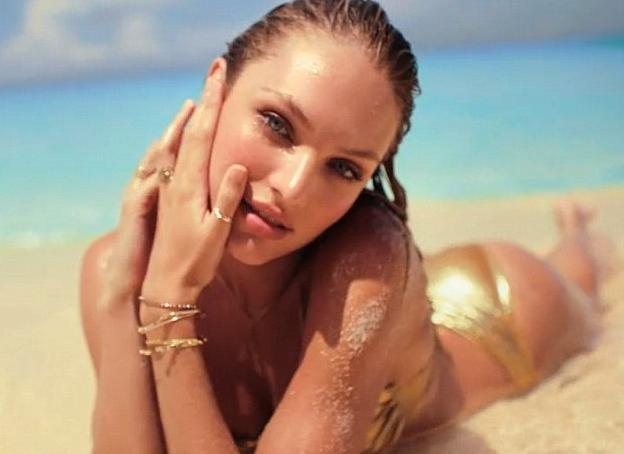 Victoria's Secret meleği 'Bond kızı' oldu