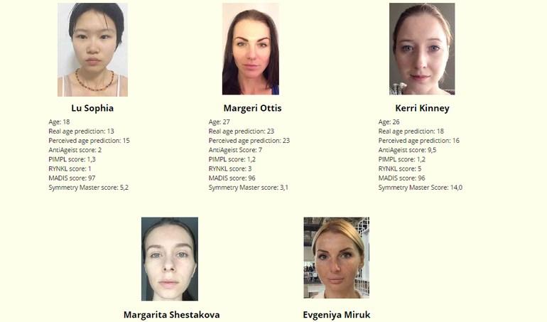 18-29 yaş grubu kadınlar:
