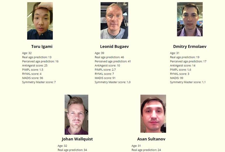30-39 yaş grubu erkekler: