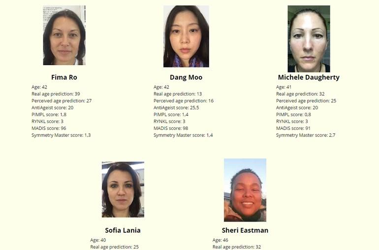 40-49 yaş grubu kadınlar