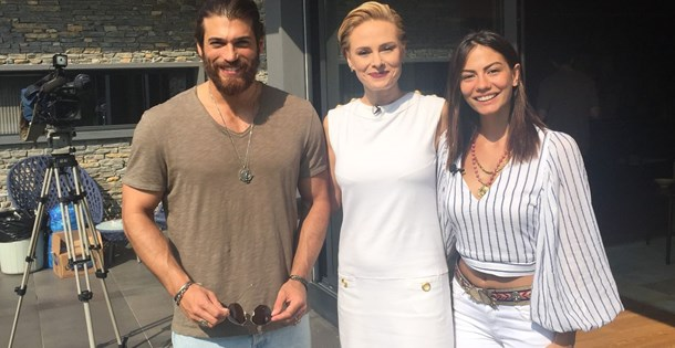 Can Yaman Height