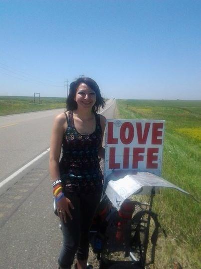 Yaşam için 55.000 kilometre