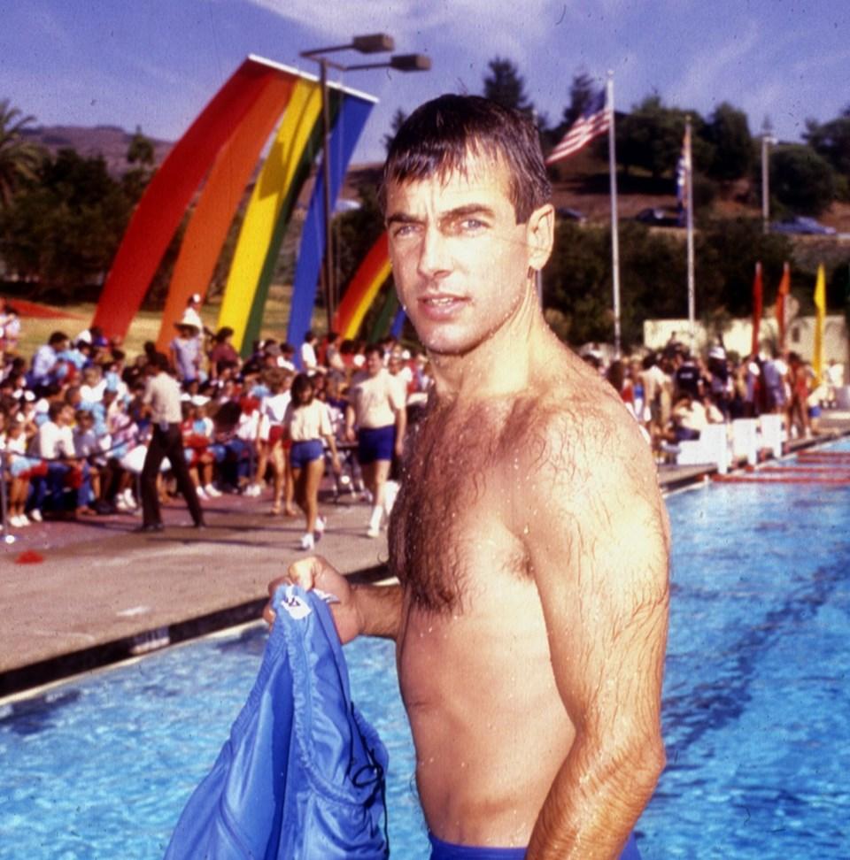 1986: MARK HARMON