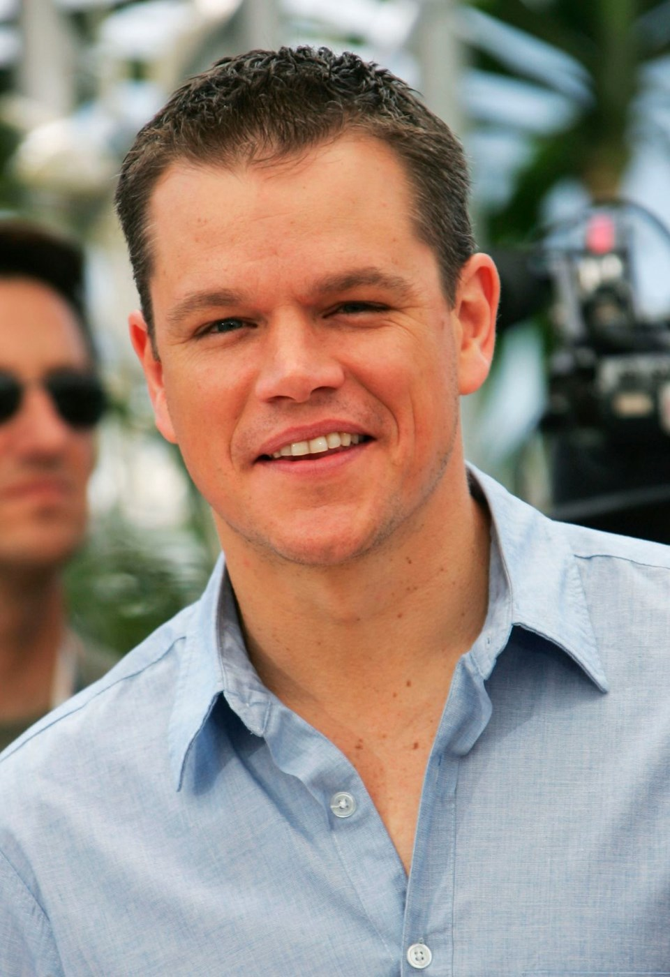 2007: MATT DAMON