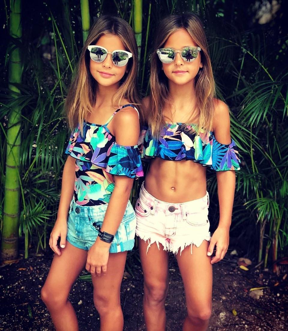Ava Marie & Leah Rose