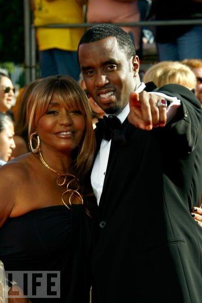 "Sean ""Diddy"" Combs ve Janice Combs"