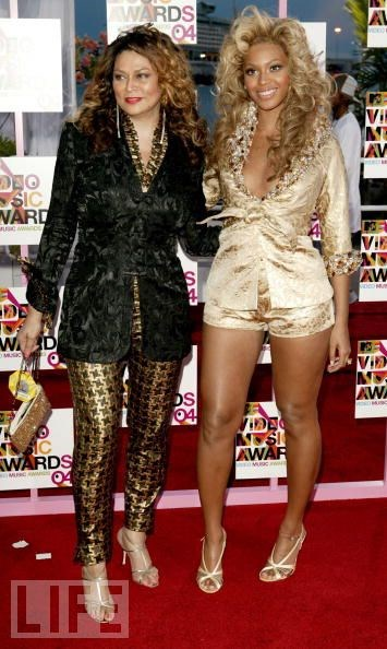 Tina ve Beyonce Knowles