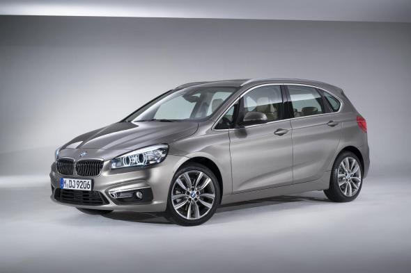 BMW 2-Serisi Active Tourer
