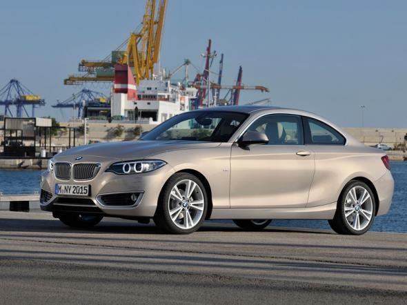 BMW 2-Serisi Coupe