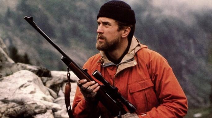 """Beş Oscar'lı 1978 yapımı """"Avcı"""" filminde başrolde Robert De Niro oynadı."""