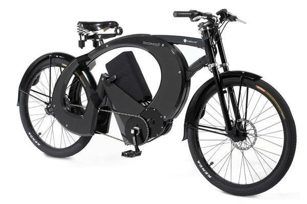 Bavarian elektrikli tur bisikleti