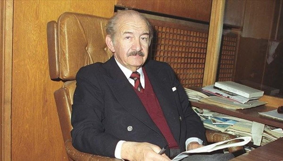 Türk tiyatrosunun öncü ismi Haldun Taner vefat yıl dönümünde anılıyor