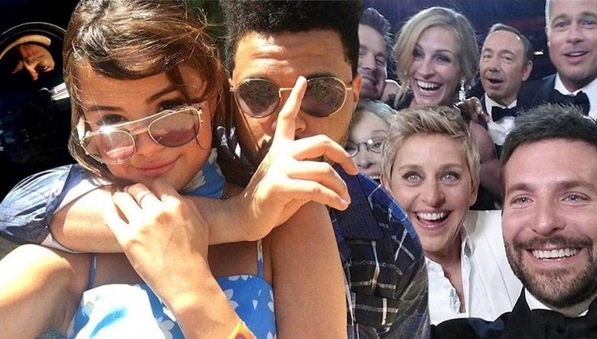 Tüm zamanların en popüler selfie'leri