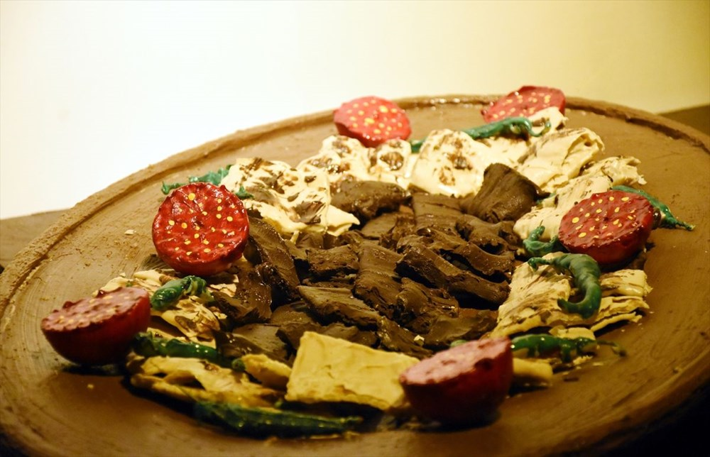 Bursa'nın en tatlı müzesi: 8 ton çikolata kullanıldı (Bursa Çikolata Müzesi) - 11